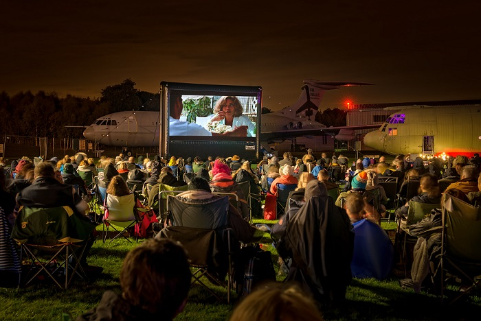 Back to the Future - Outdoor Cinema Screening