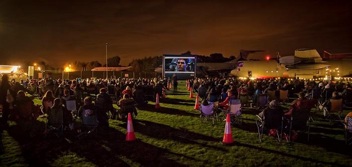 Cosford Outdoor Cinema