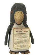 Percy the Parachuting Penguin