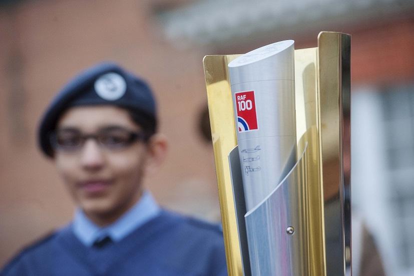 RAF100 Baton