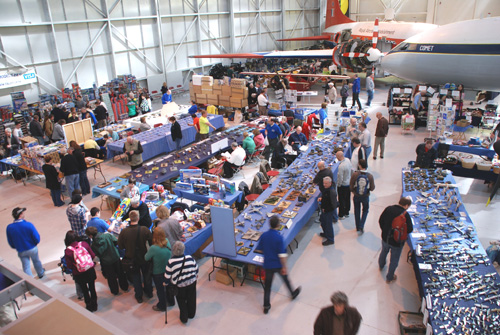Shropshire Scale Model Show at Cosford