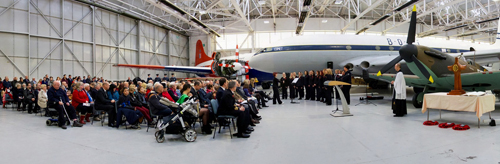 Remembrance Sunday Service to be held at Cosford