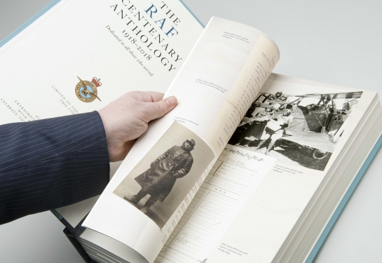 RAF Commemorative Anthology
