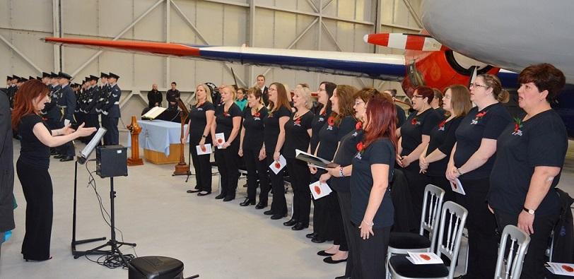 Cosford Military Wives Choir