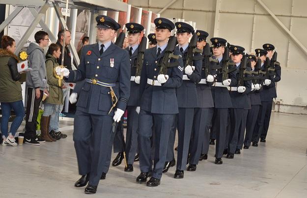 RAF Cosford Personnel