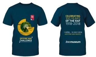 The Spitfire 100k T-Shirts