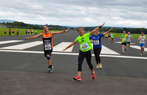 Spitfire 10K Cosford Airfield
