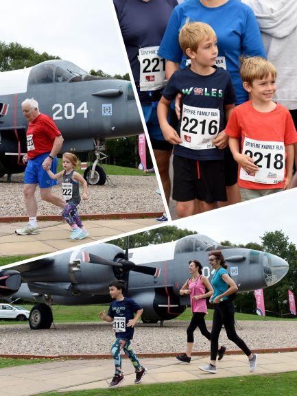 Spitfire family run
