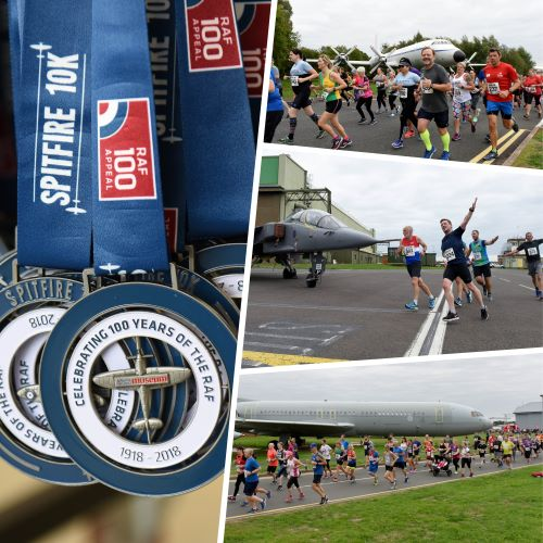 Runners Spitfire 10K Cosford