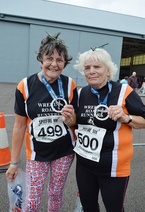 Spitfire 10K Runners