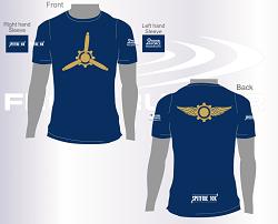 Spitfire 10K t-shirt