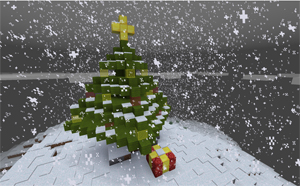Minecraft Festive Education Edition