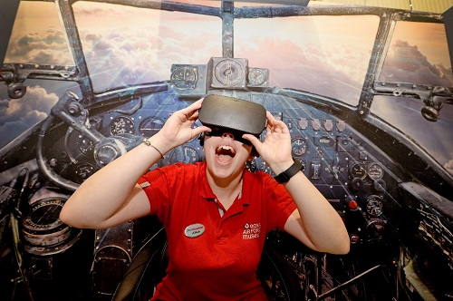 Discover Cosford's VR Lounge