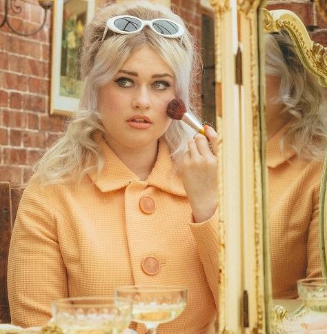 Pop-up beauty parlour