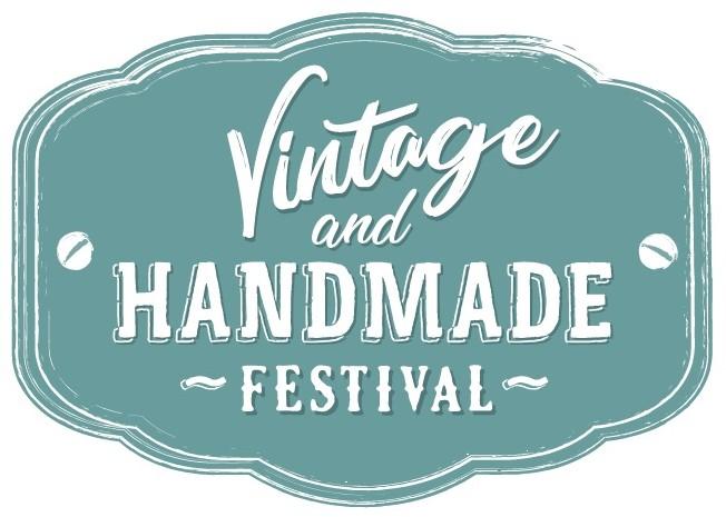 Vintage and Handmade Festival Logo