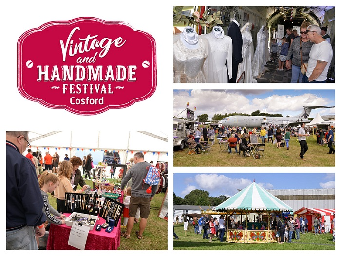 Vintage and Handmade festival