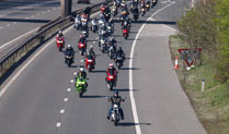 Bike 4 Life - on the M54