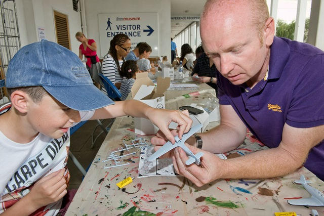 Airfix Make and Take: 23 - 27 October