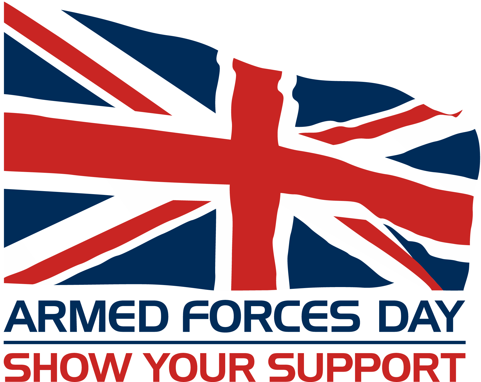 The Armed Forces Day logo