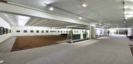 Our Art Gallery offers a flexible venue for displays, receptions & catering