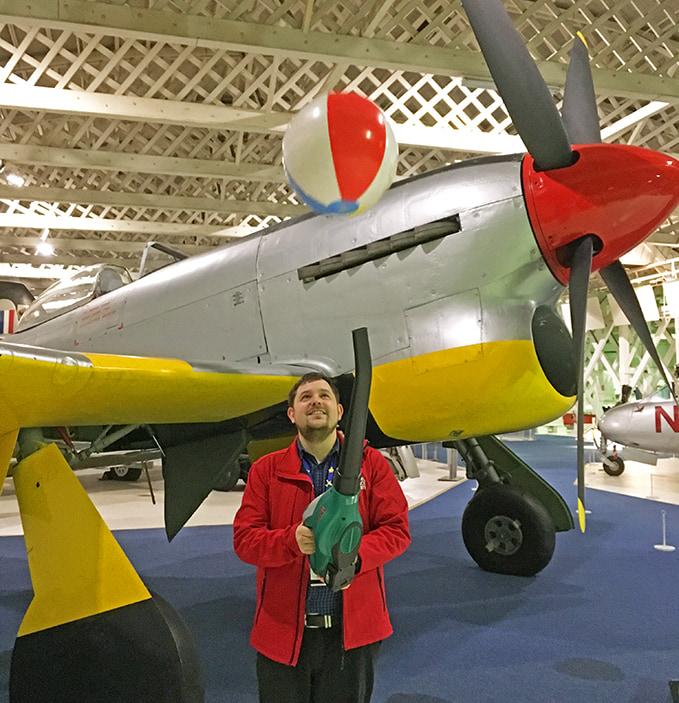 British Science Week at the RAF Museum London