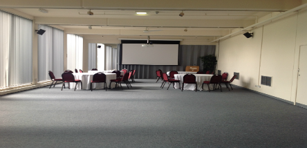 The Halton Gallery - ideal for small meetings and conferences