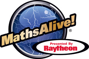 MathsAlive! is sponsored by Raytheon