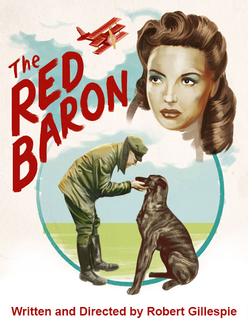 The Red Baron - a play by Robert Gillespie