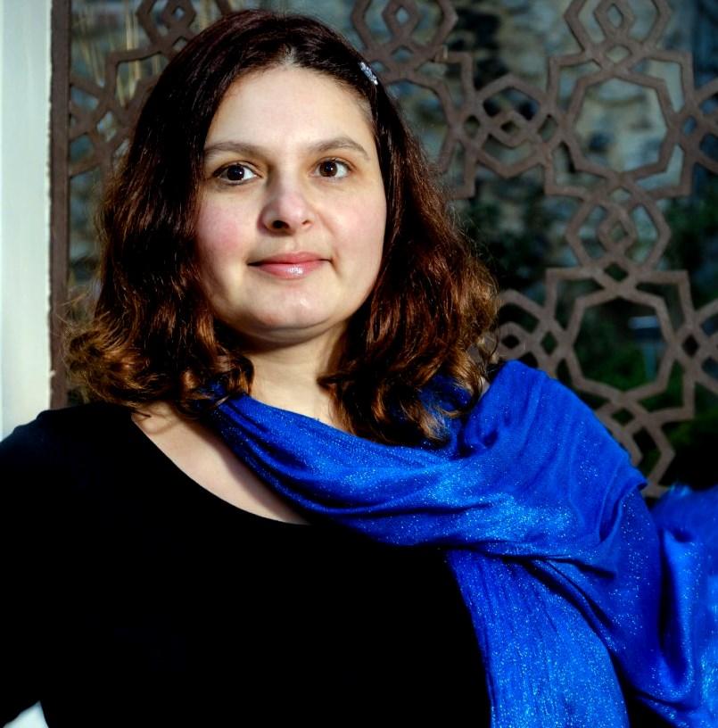 Storyteller Sonia Caller