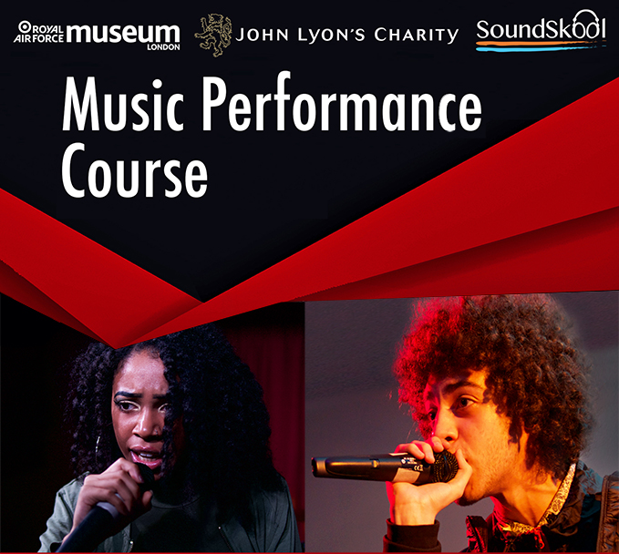 SoundSkool Music Performance Course at the RAF Museum London