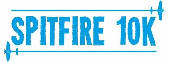 The Spitfire 10k Logo