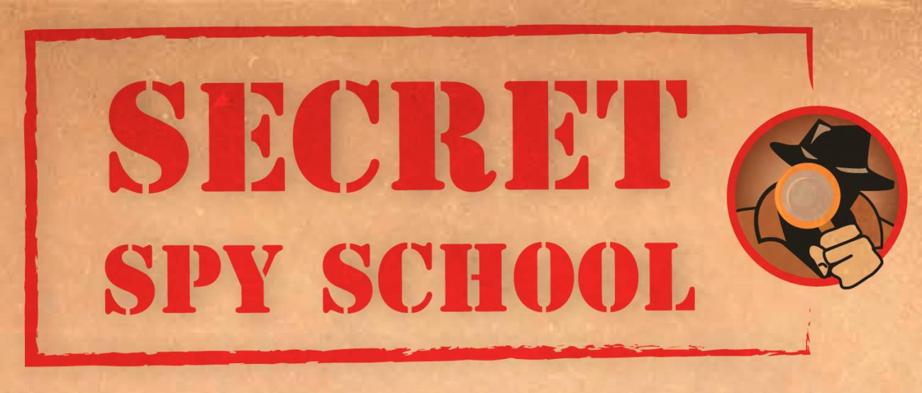 Join us this summer for our Summer Spy School