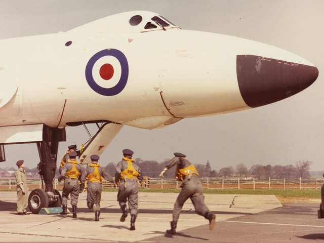 Access the Avro Vulcan