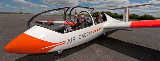 Celebrate 75 years of the Air Cadets !
