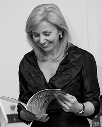 Author Hilary Robinson