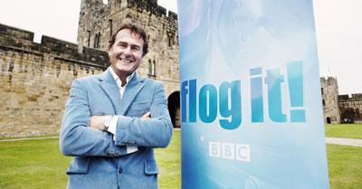 Flog It! Host Paul Martin