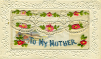 A Mother's Day Card from First World War