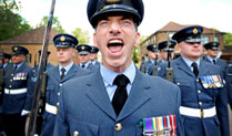 Public vote for RAF Photographic Competition
