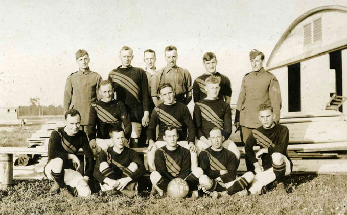 A RFC 1st 11 Football Team
