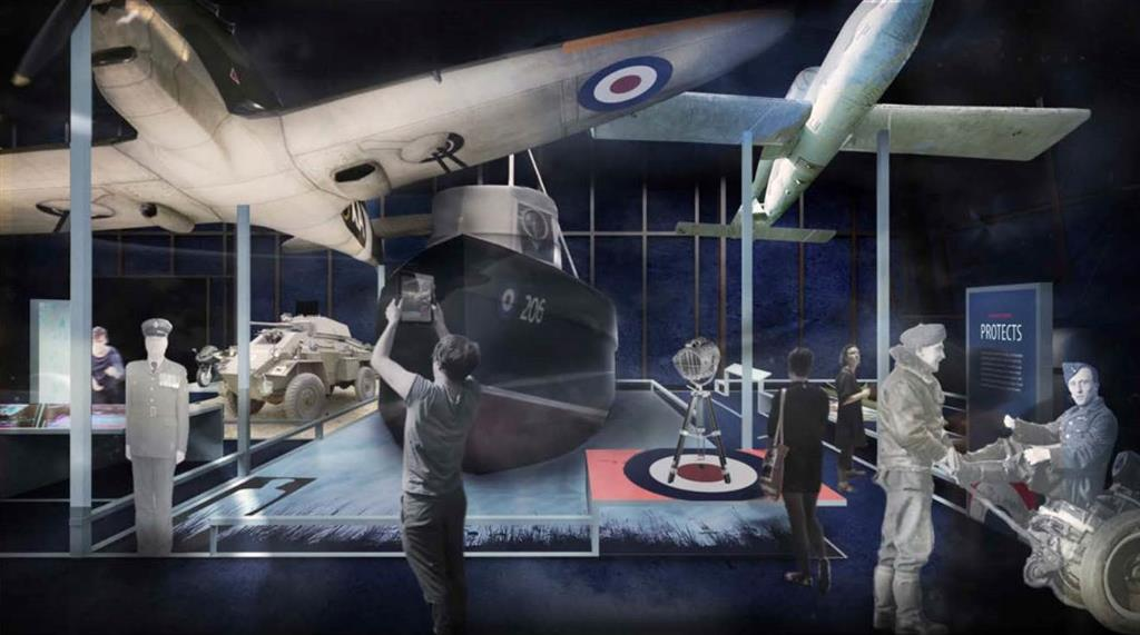In this section we look at how the RAF protects our skies and shores over the decades and today
