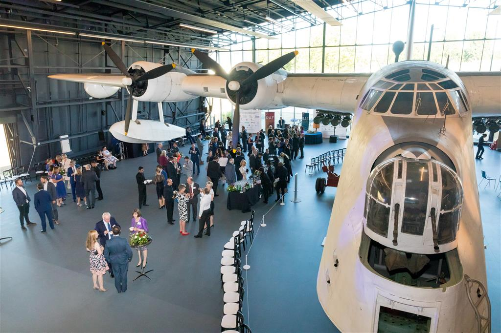 Sunderland Hall at the RAF Museum London