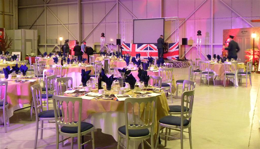 Staging and lighting can bring your event to life and add a real wow factor.