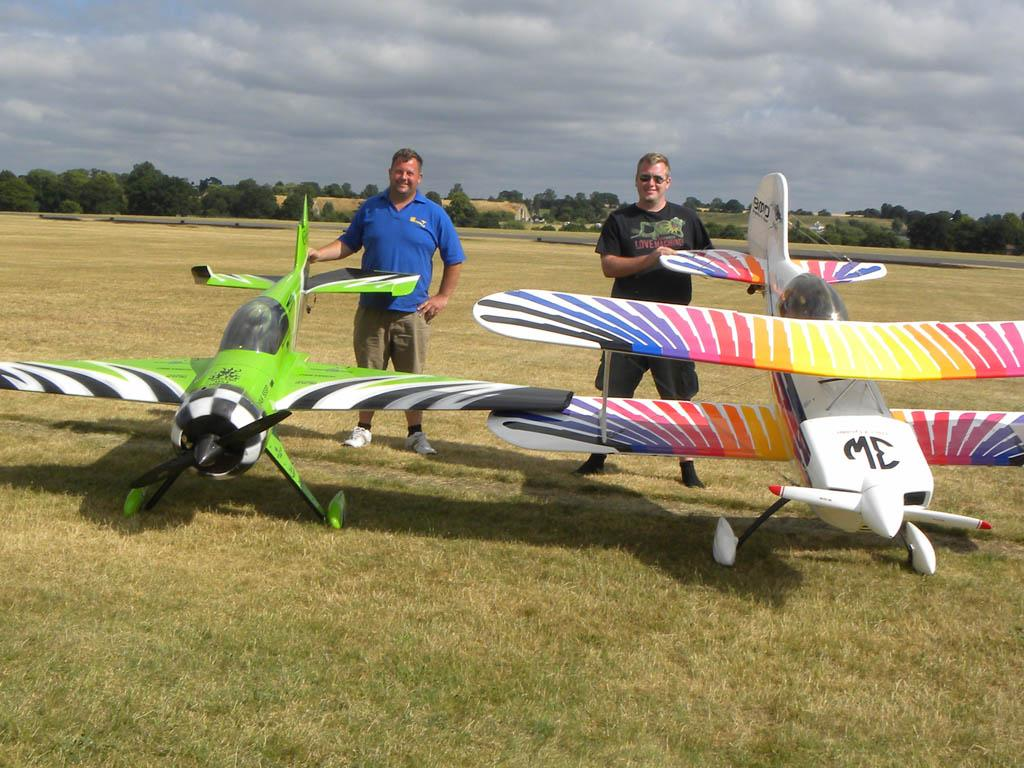 Large Model Aircraft Rally at Cosford July 2013