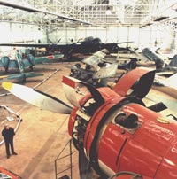 An Early Hangar 1