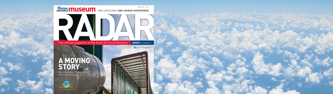 RADAR Autumn 2014