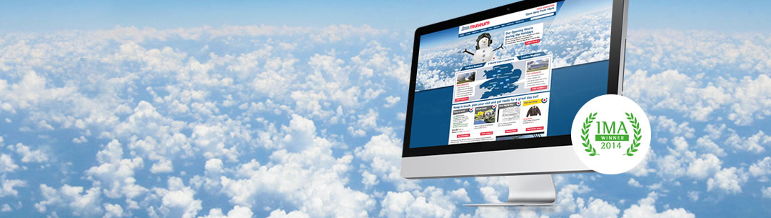 Website hits new heights.