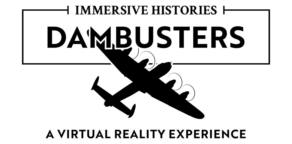 The Dambusters Immersive Histories Logo