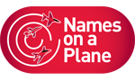 Names on a Plane Competition Winner Announced