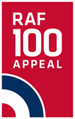 The RAF100 Appeal logo