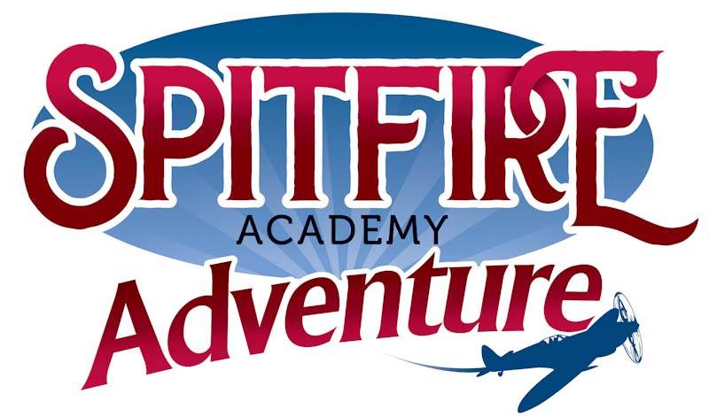 The Spitfire Academy Adventure Logo